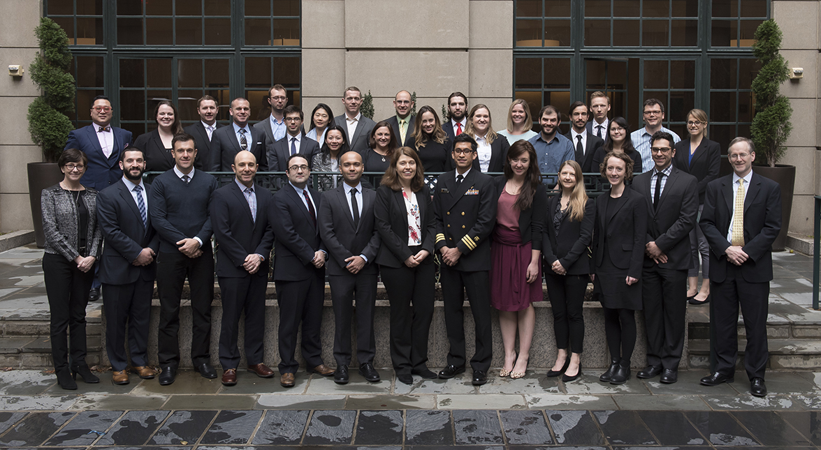 2018 Emerging Leaders in Biosecurity Fellows