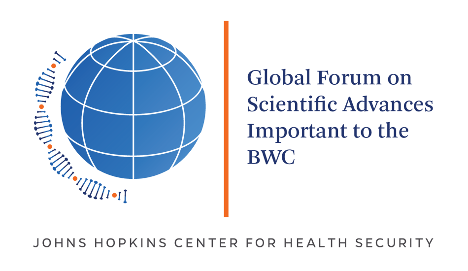 Global Forum on Scientific Advances Important to the BWC