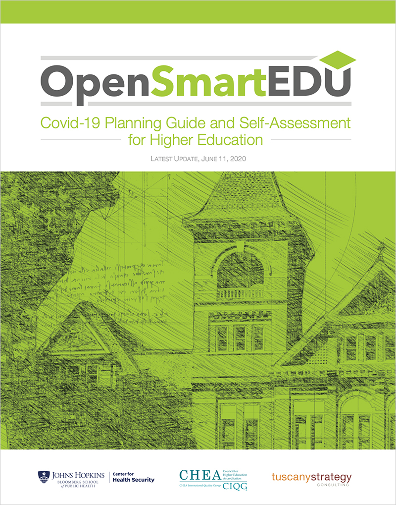 COVID-19 Planning Guide and Self-Assessment for Higher Education Globally