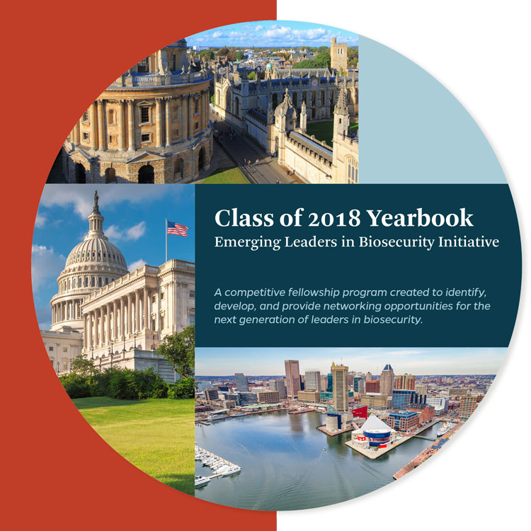 ELBI 2018 yearbook