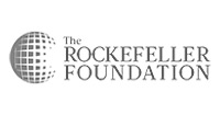The Rockefeller Foundation log