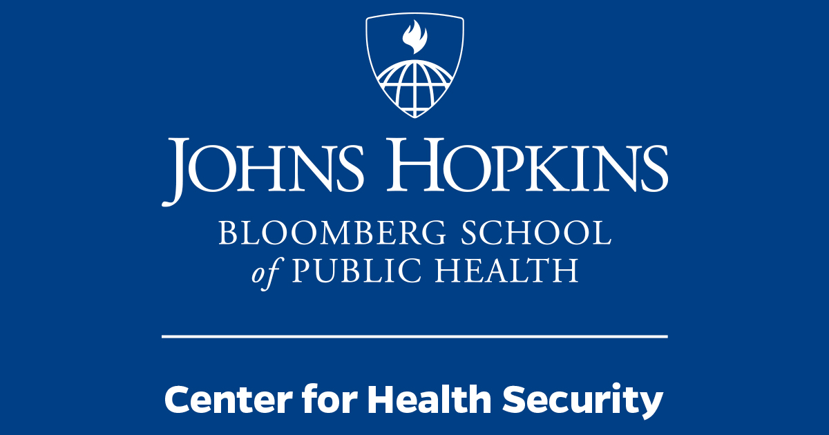 The Johns Hopkins Center for Health Security (JHCHS) | Homepage