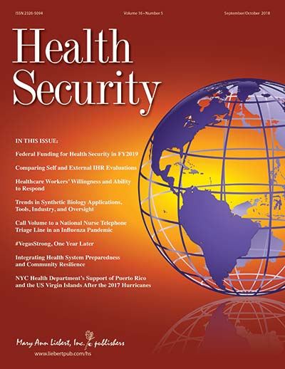 Health Security cover