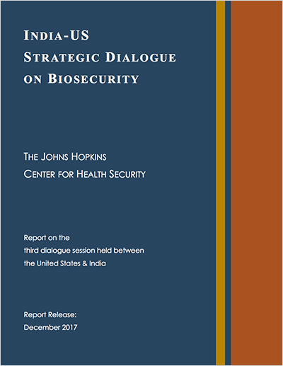 India biosecurity dialogue Nov17 meeting report