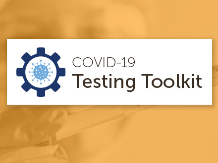 COVID-19 Testing Toolkit