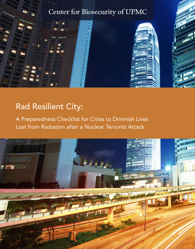 Rad Resilient City cover